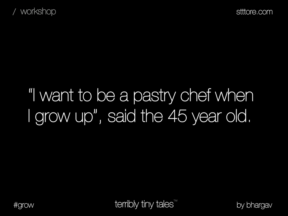 terribly tiny tales